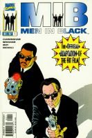 Men In Black #1 - The Official Movie Adaptation - One-Shot